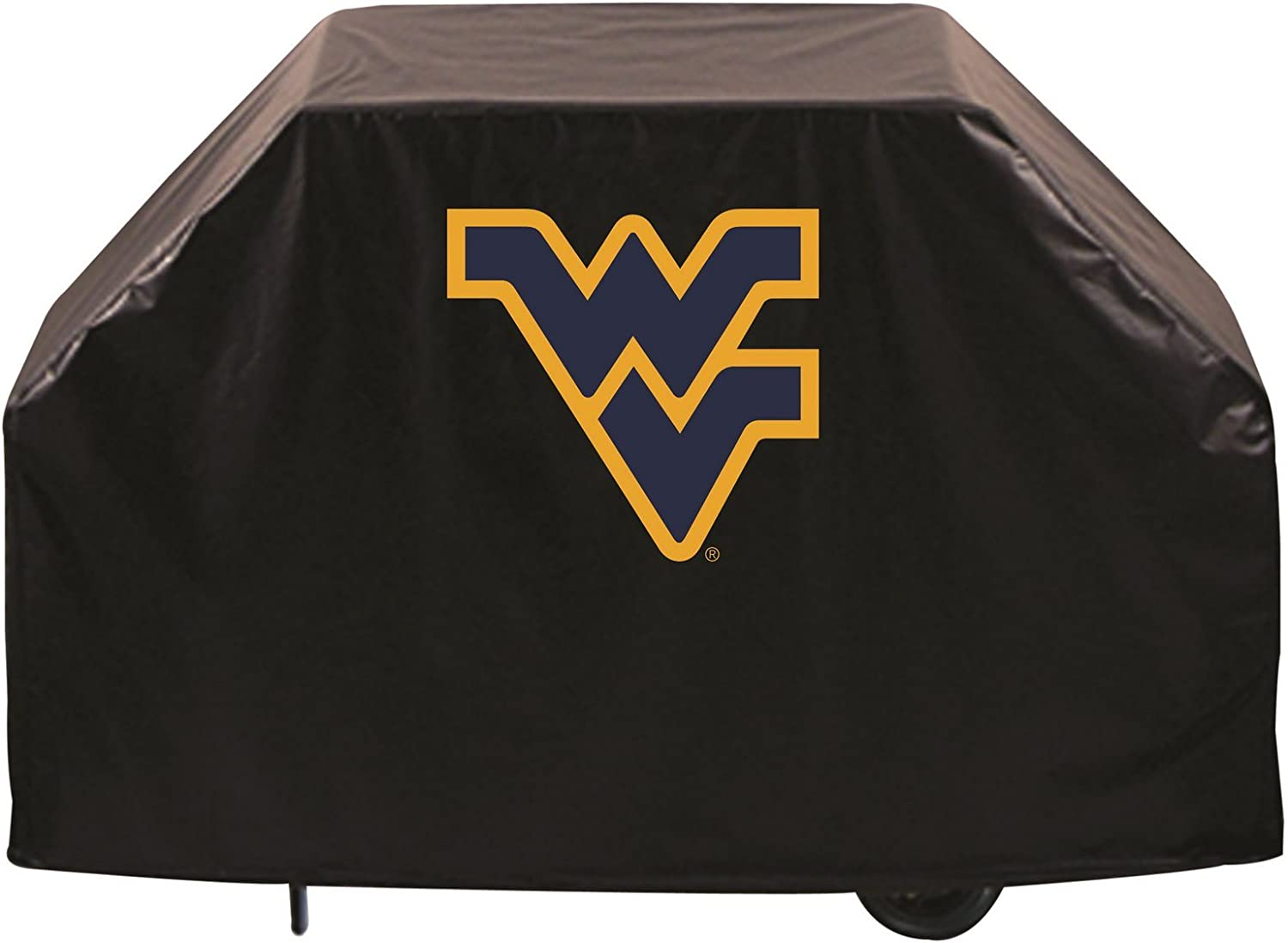Holland Bar Stool NCAA West Virginia Mountaineers 72  Grill Cover