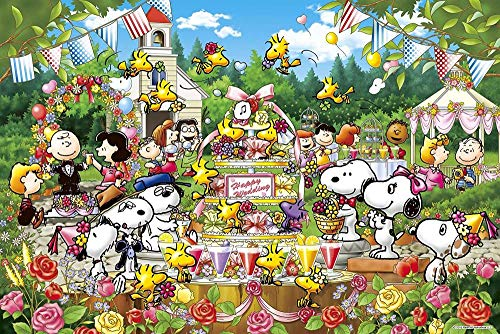 Wooden Puzzle Toy 1000 Piece Puzzle-Peanut Woodstock Wedding-Adult Leisure Relaxation