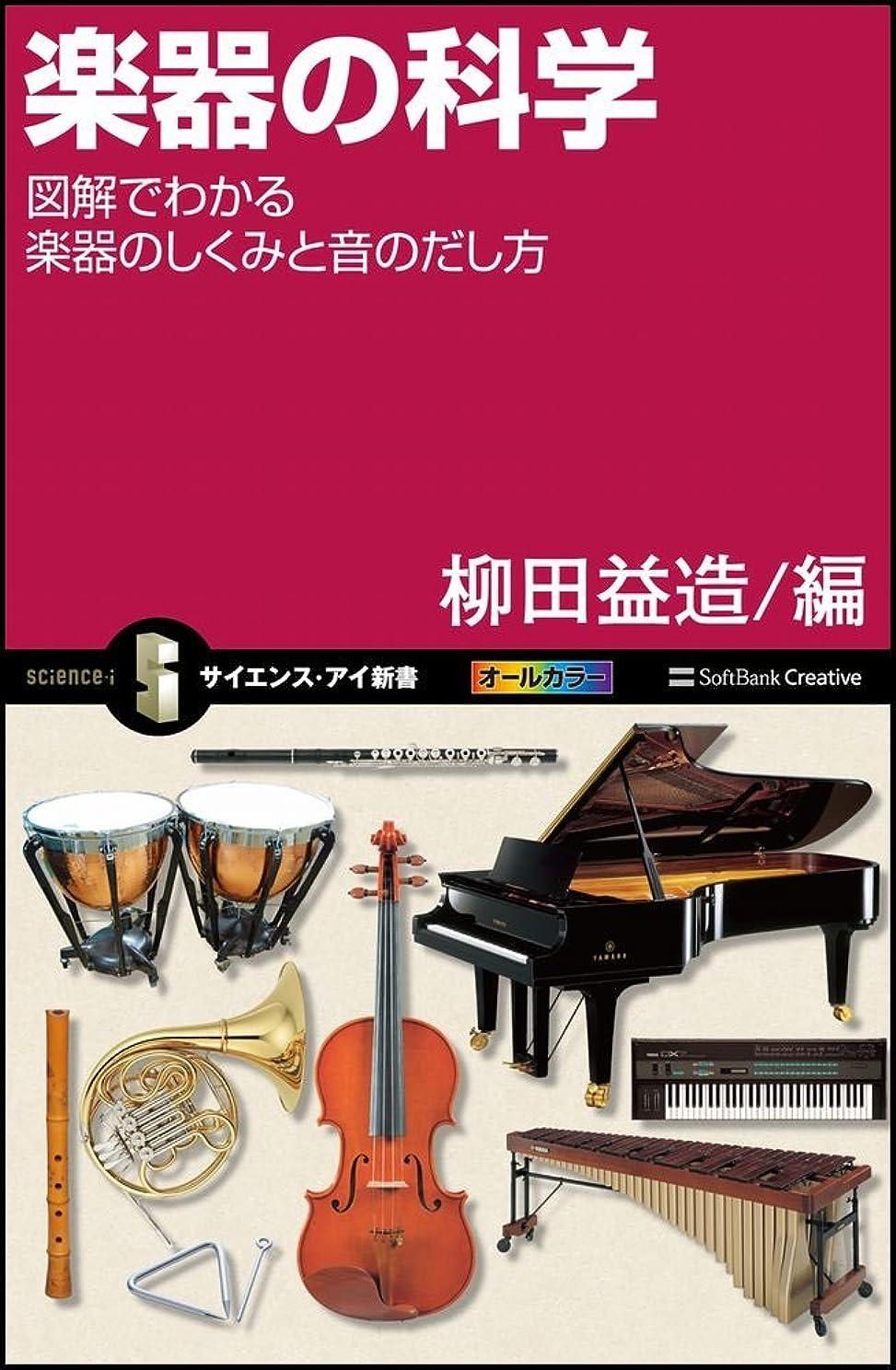 パトロンブラウス風が強い楽器の科学 図解でわかる楽器のしくみと音のだし方 (サイエンス?アイ新書)