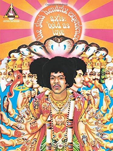 Jimi Hendrix - Axis: Bold as Love [Lingua inglese]