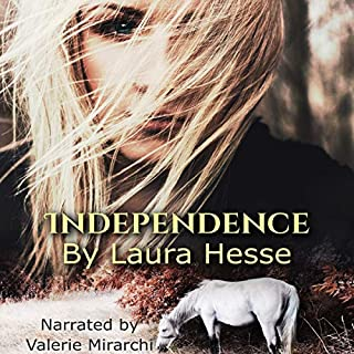 Independence audiobook cover art