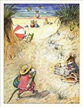 product image for Wee Forest Folk Note-13- Beach Note Cards Set of 6