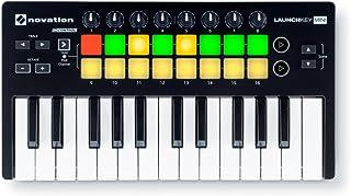 Novation Launchkey Mini MK2 Keyboard Controller - New