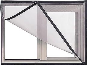 Verstelbaar Magnetisch Raamscherm 200 Cm * 300 Cm Klamboe Anti, Universeel Raam Transparant Vliegscherm Eenvoudige Install...