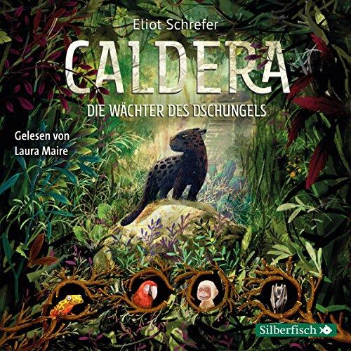 Die Wächter des Dschungels audiobook cover art