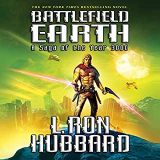 Battlefield Earth                   By:                                                                                                                                 L. Ron Hubbard                               Narrated by:                                                                                                                                 Josh Clark,                                                                                        full cast,                                                                                        Scott Menville,                   and others                 Length: 8 hrs and 4 mins     276 ratings     Overall 3.6