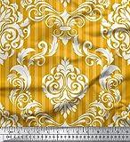 Soimoi Gold Kunstseide Stoff Streifen & Vektor-Design