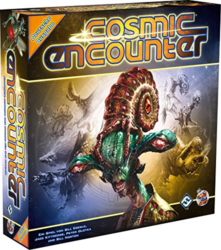Asmodee HE166 - Cosmic Encounter