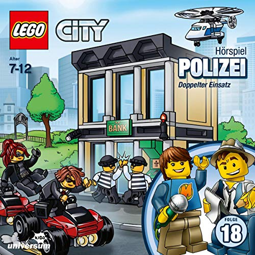 Polizei - Doppelter Einsatz Titelbild