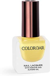 Colorbar Nail Lacquer, Lemonade, 12 ml