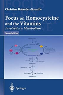 Focus on Homocysteine and the Vitamins: Involved in its meta