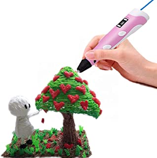 REE52® Second Generation 3D Pen For Kids/adults/children (3D-Printing Pen for 3D Drawing, Doodling, Arts, Crafts, Model Ma...
