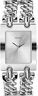 Best guess silver square watch Reviews