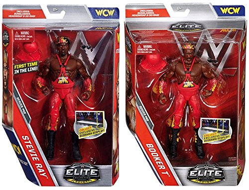 wwe booker t action figures - 4
