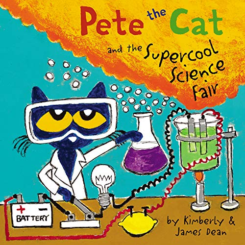 Pete the Cat and the Supercool Science Fair (English Edition)