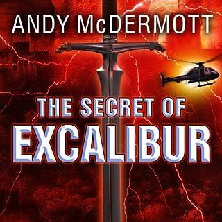 The Secret of Excalibur audiobook cover art