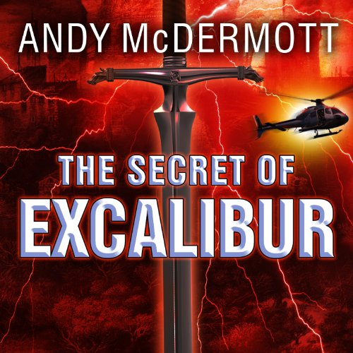 The Secret of Excalibur audiobook cover art