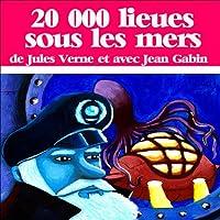 Vingt mille lieues sous les mers livre audio