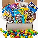 M&M's Amerikanische und Britishe Süßigkeiten & Schokoladen Geschenkbox