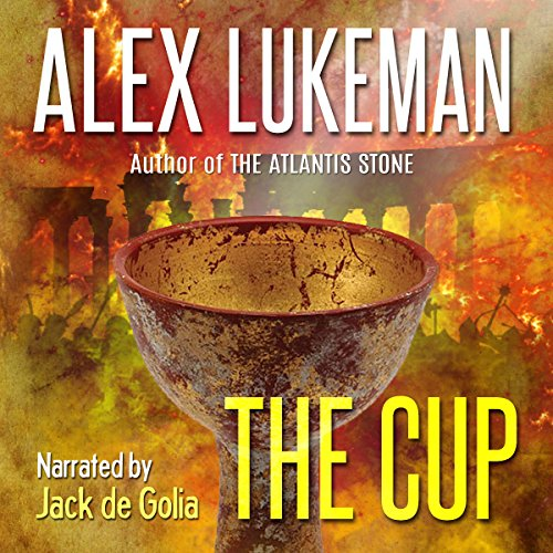 The Cup audiobook cover art