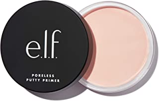 e.l.f., Poreless Putty Primer, Silky, Skin-Perfecting, Lightweight, Long Lasting, Smooths, Hydrates, Minimizes Pores, Crea...
