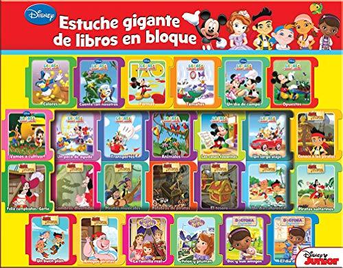 Estuche Disney  marca PUBLICATIONS INTERNATIONAL S. DE R.L. DE