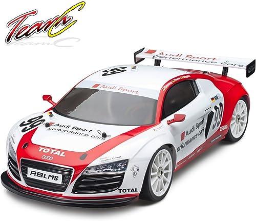 Team C 1  8  Onroad Audi R8 öße 4  RTR, GrößeRTR