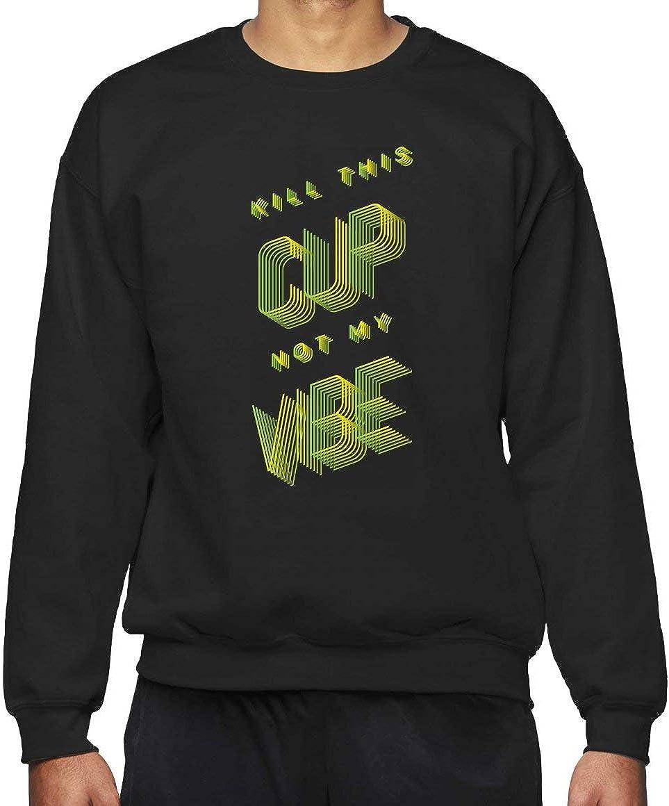 Luxury Look Alive Crewneck Sweatshirt I Need Invite Black An mart Just