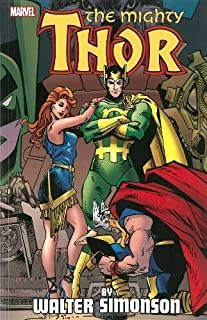 Thor by Walter Simonson Volume 3 (0785184627) | Amazon price tracker / tracking, Amazon price history charts, Amazon price watches, Amazon price drop alerts