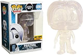 POP! Funko Movies: Ready Player One - Parzival #496 (Exclusivo)