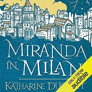 Miranda in Milan audiobook cover art