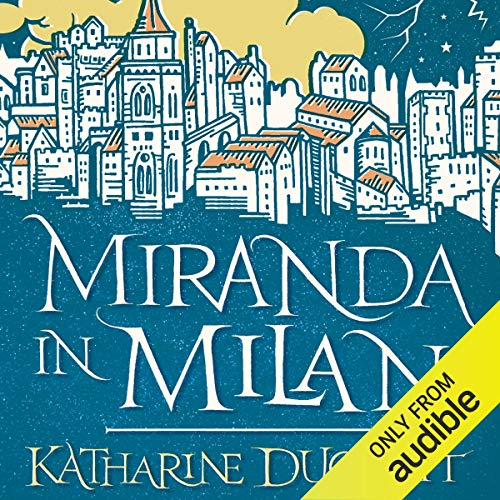 Miranda in Milan cover art