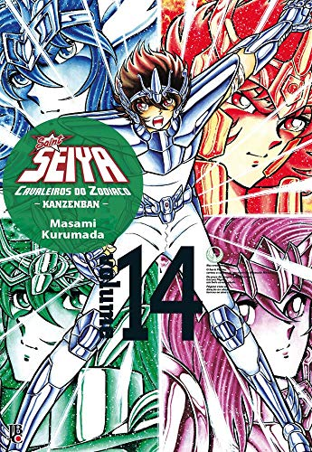 Cavaleiros do Zodíaco - Saint Seiya Kanzenban - Vol. 14