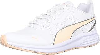 Puma Kids-Unisex Pure Jogger SL Jr White-Peach Parfa