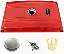 POWER PRODUCTS Gas Fuel Tank for Harbor Freight Predator 13HP 420cc 6500W Generator 63082 63083