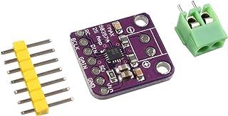 HALJIA MAX98357 I2S 3W clase D Amplificador Módulo de desmontaje DAC Decodificador sin filtro Placa de audio compatible co...