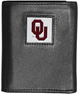 oklahoma sooners leather wallet