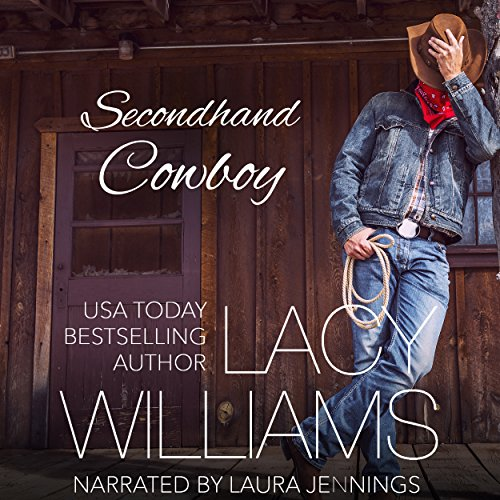 Secondhand Cowboy audiobook cover art