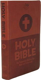 ICB, Children's Holy Bible, Leathersoft, Brown: International Children's Bible