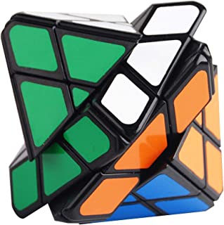 Starabu LanLan Octahedron 4x4x4 - Black Body (Difficulty 9 of 10)