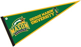 College Flags & Banners Co. George Mason University Pennant Full Size Felt