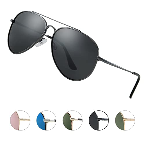 72d1475be6 Elegear Sunglasses Mens Polarised Sunglasses with UV 400 Protection Mens  Designer Sunglasses PC Lens   Unbreakable