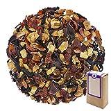 "N° 1268: Tè alla frutta in foglie ""Ciliegio Selvatico"" - 100 g - GAIWAN® GERMANY - tè in foglie, ibisco, mela, rosa canina, ciliegie liofilizzate"