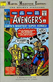 The Mighty Avengers, No. 1