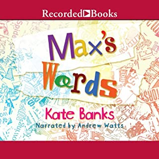 Max's Words audiobook cover art