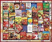 ジグソーパズル1500個セット-雑誌のポスター-子供の教育用ジグソーパズル木製素材ビッグパズル