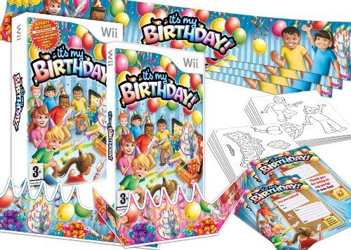 It's My Birthday (Wii) [import anglais]