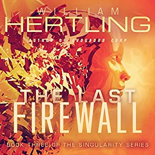 The Last Firewall audiobook cover art