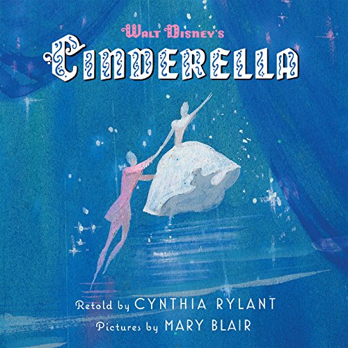 Walt Disney's Cinderella (Re-Issue) (Disney Picture Book (ebook)) (English...