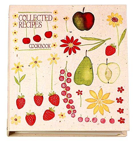 Meadowsweet Kitchens Recipe Card Cookbook Binder Organizer - Fruit
